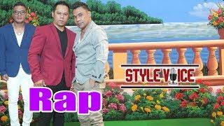 Lirik Lagu Style Voice - RAP