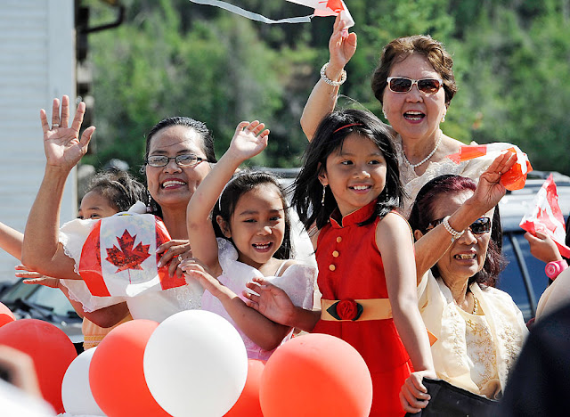 Getting Canadian citizenship is now easier