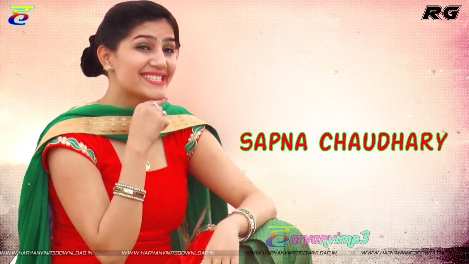 Sapna Choudhary Full HD Wallpaper_2 2016