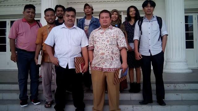 Para penulis asal Sumatera Barat