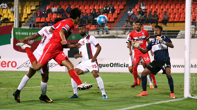 Hero I-League 2016-17