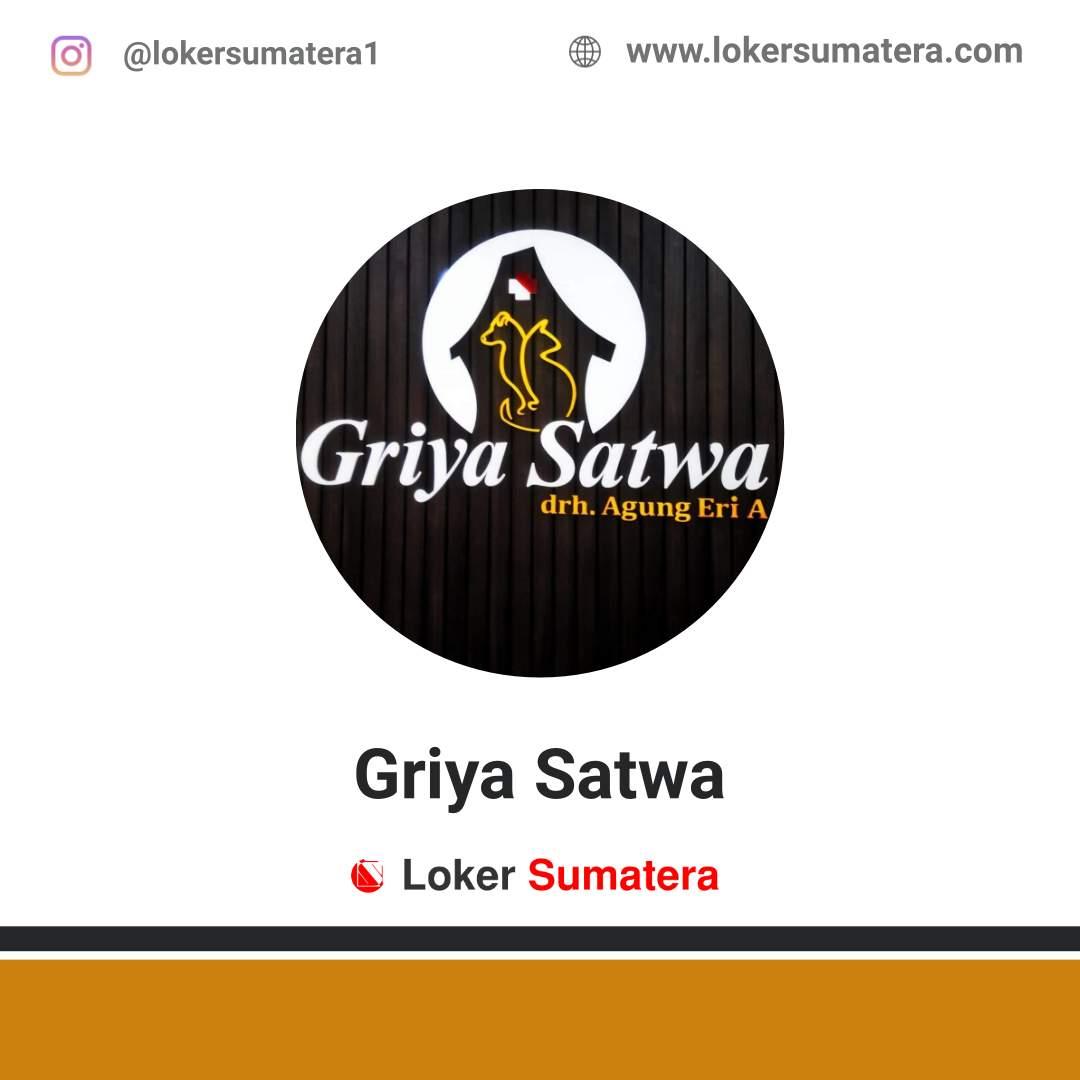 Lowongan Kerja Pekanbaru: Griya Satwa November 2020