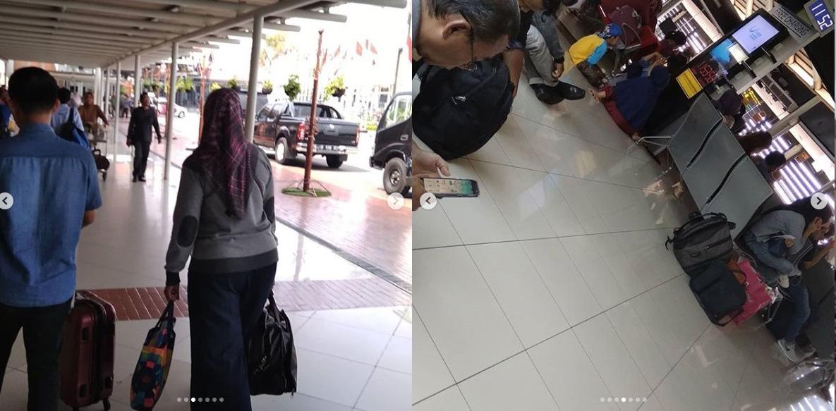 Perjalanan Udara Solo - Jakarta - Medan Trip ke Ujung Sumatera