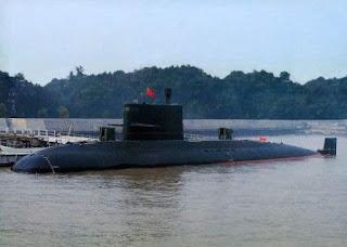 Capacidades de los submarinos 039B