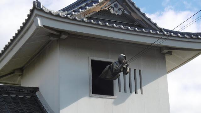 京都・東映太秦映画村 忍者