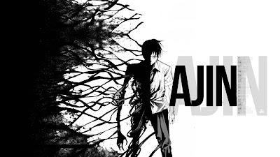 أنمي Ajin