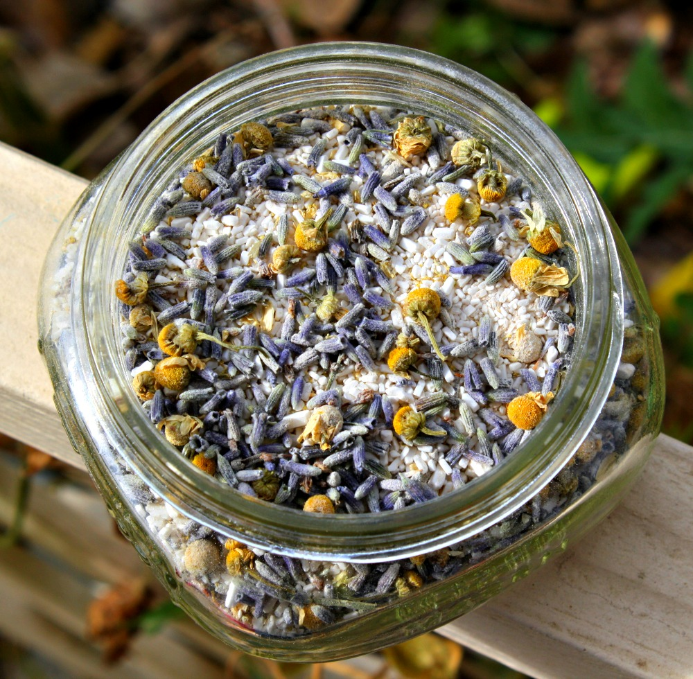 Tea Blends Lavender Buds and Chamomile Blossoms Herbal Teas Herbs Holistic Medicines