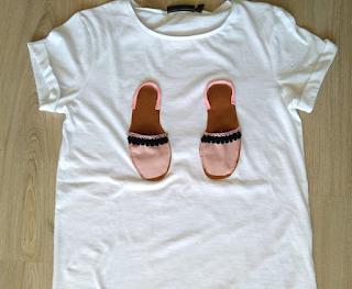 camiseta abarcas handmade