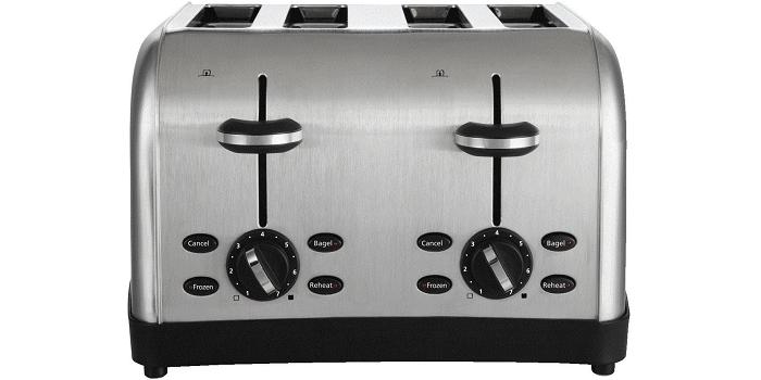 applica 6 slice toaster oven broiler