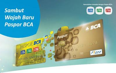 Jenis Kartu ATM BCA Tampilan Terbaru dan Batas Limit Penarikanya