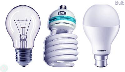 Bulb, light bulb