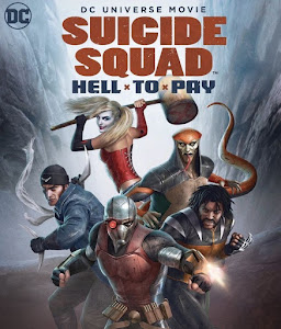 Suicide Squad: Hell to Pay Poster