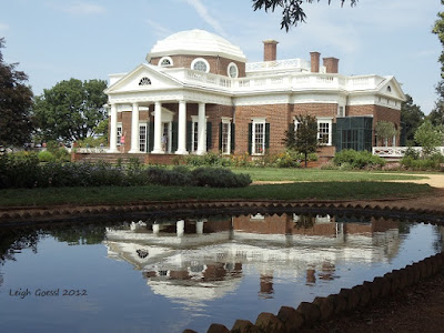 Monticello, Charlottesville, Virginia