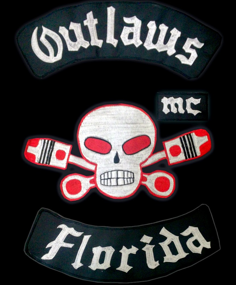 motorcycle club big size outlaws mc patch embroidery for vest jacket motorcycke club patches02. Black Bedroom Furniture Sets. Home Design Ideas