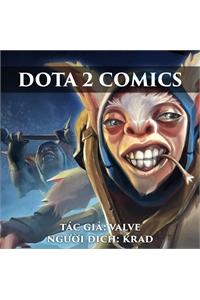 Dota 2 Comics