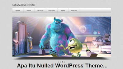 Nulled WordPress Theme Adalah