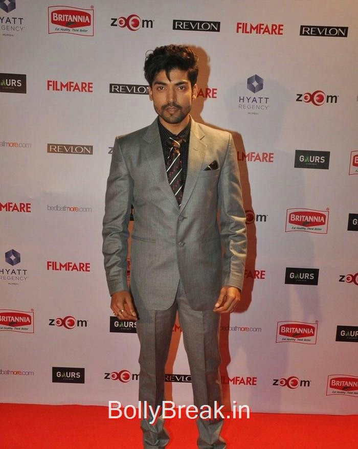 Gurmeet Choudhary, 60th Britannia Filmfare Awards pre-awards Party 2015 Red Carpet Pics