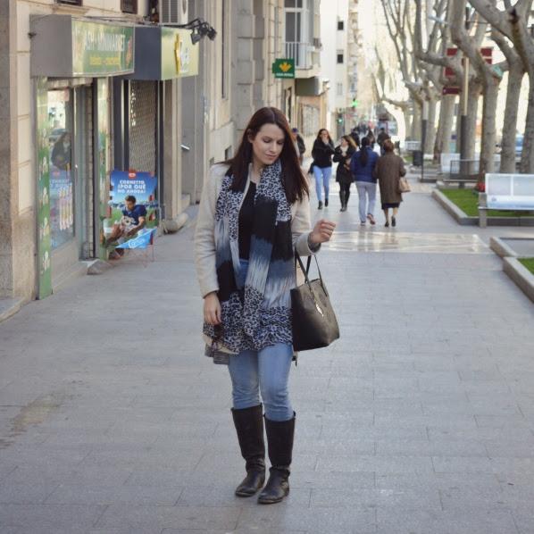 OOTD - Zimski sprehod po Španiji