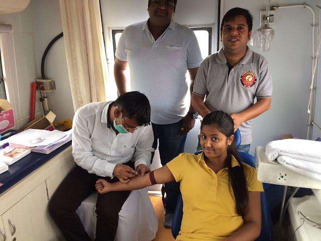 Marwari Yuva Manch Organizes Cancer Detection Camp Hebbal