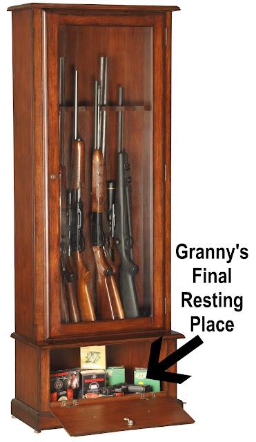 Free Gun Cabinet Designs PDF Woodworking