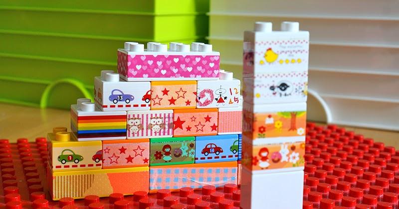 cuchikind diys f r kinder 10 washi tape ideen f r kinder. Black Bedroom Furniture Sets. Home Design Ideas