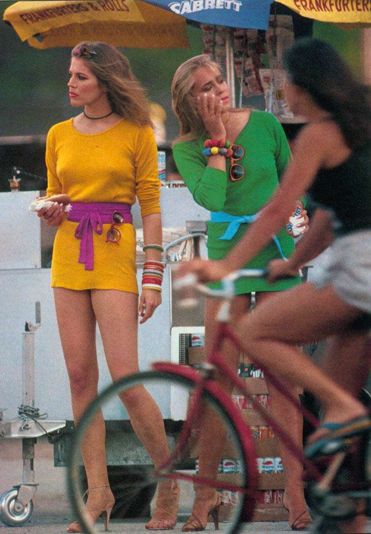 27 Worst 80s Fashion Trends Vintage Everyday