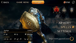 Download Lord Of The Fallen v1.1.2 Apk + Data