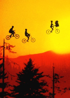 Today S Photo E T Flying Bike Scene With Amazing Colours