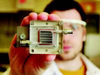 Perangkat Memurnikan Udara Dan Menciptakan Energi Semua Pada Waktu Yang Sama
