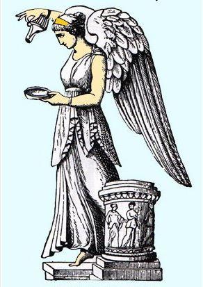 pretty nice 48cea 863b0 La diosa Nike-diosa de la victoria ...