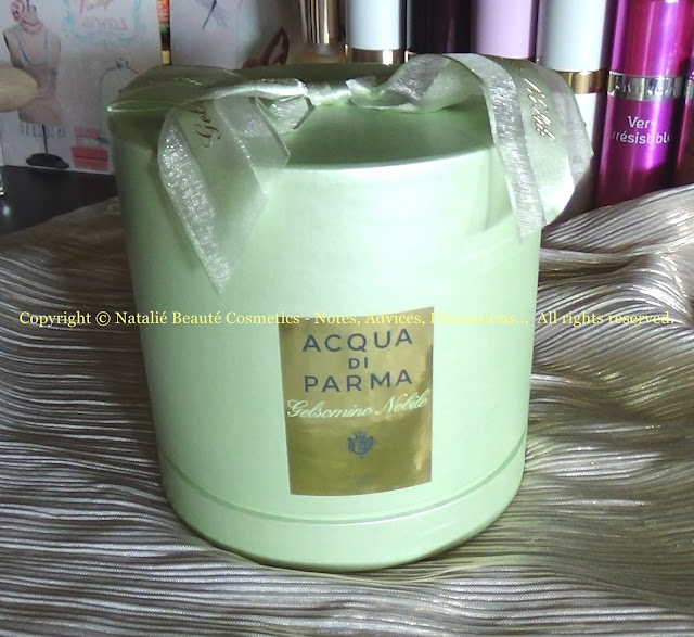 GELSOMINO NOBILE by ACQUA DI PARMA PERSONAL REVIEW AND PHOTOS NATALIE BEAUTE