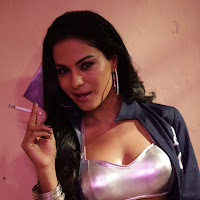 bold perfect Veena malik latest hot photos from rangeela movie