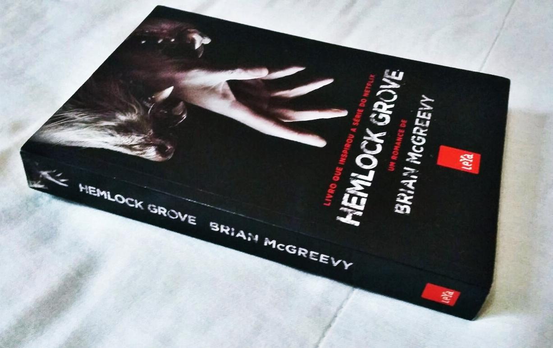 LIVROS PARA LER NO HALLOWEEN - Hemlock Grove