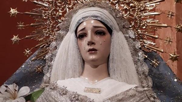 María se viste de Adviento en Córdoba