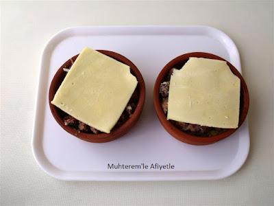 dilim kaşar peyniri resmi