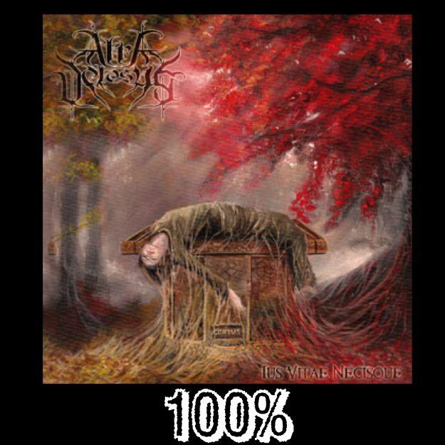 Review: Atra Vetosus - Ius Vitae Necisque