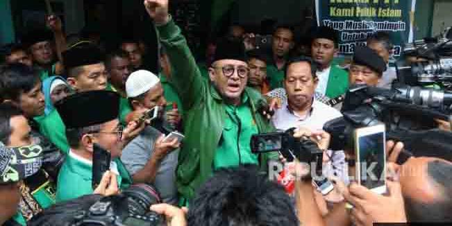 Bantah Dicopot, Ketua DPW PPP Sumut Tegaskan Tolak Dukung Djarot
