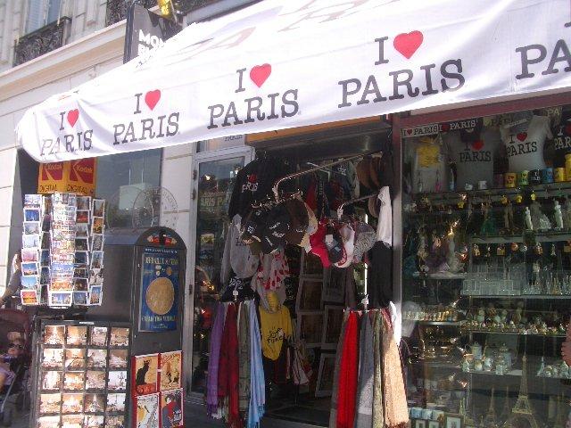 Onde comprar lembrancinhas e souvenires em Paris