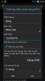thủ thuật bắt trộm wifi điện thoại