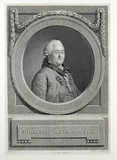 Christian Felix Weiße (1726-1804).