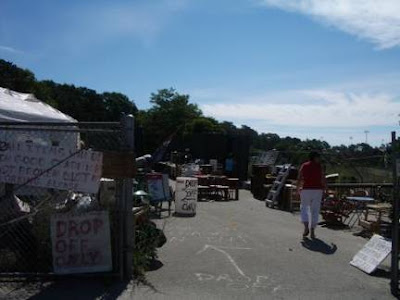 Town Swap Free and Green-Divert thousands of tons of trash from a landfill while shopping green.