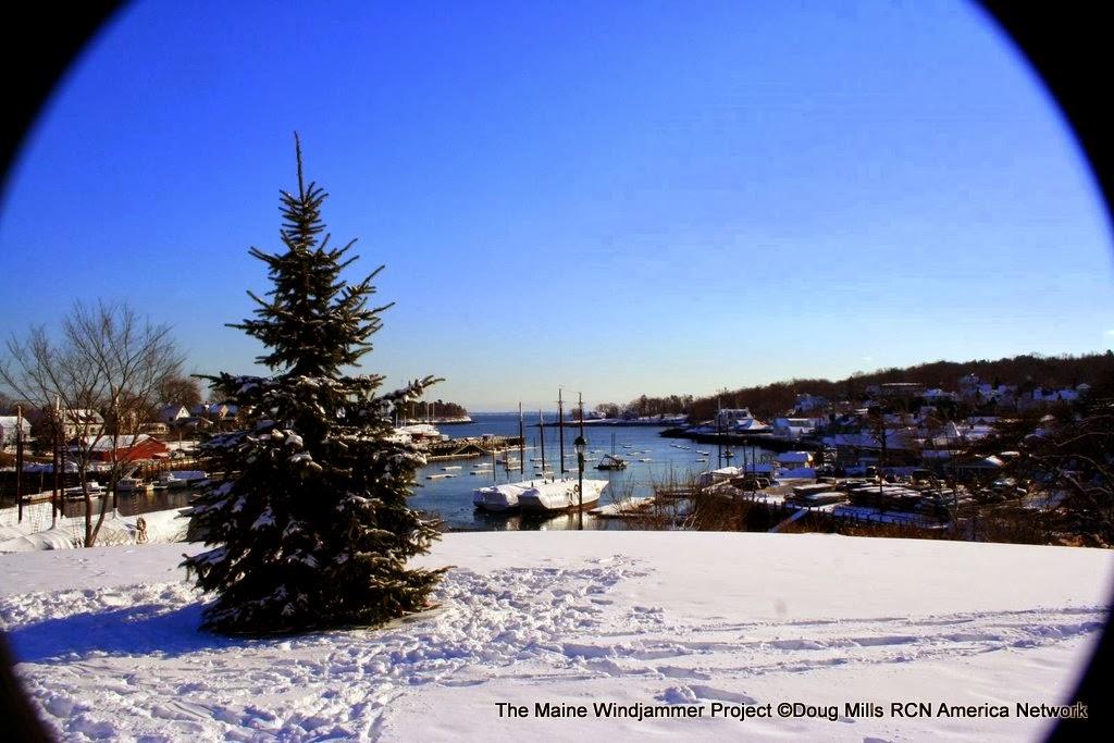 Christmas By The Sea Camden Maine.Rocky Coast News Christmas By The Sea Kicks Off Thursday