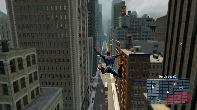 The Amazing Spiderman Download PC Game