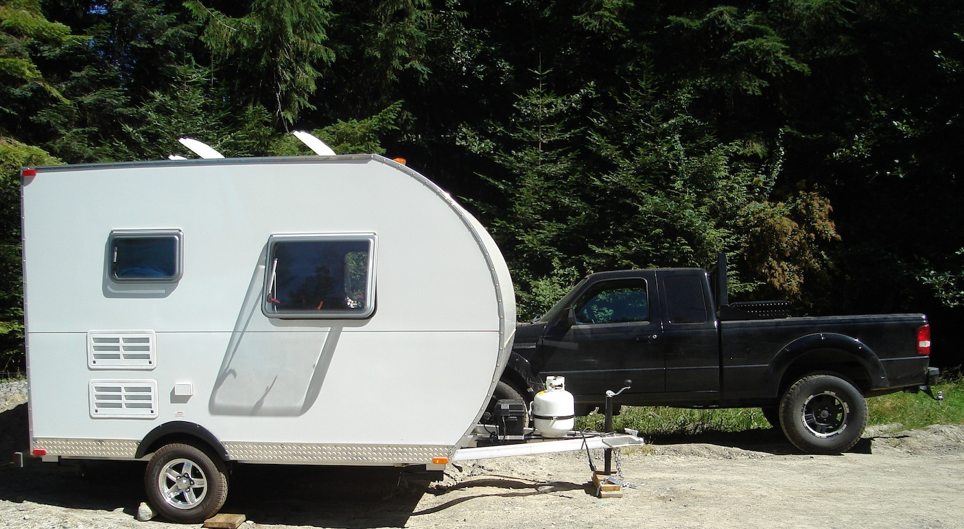 My Chemical-Free House: Trailers and Tiny Homes on Wheels