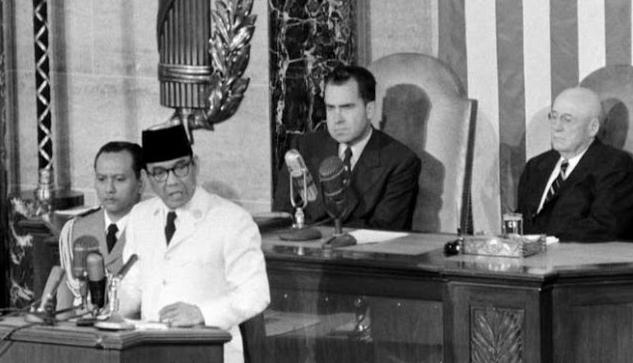 Ini Pidato Pertama Bung Karno Di Sidang Umum PBB 1960 Yang Mengutip Ayat Al-Qur'an