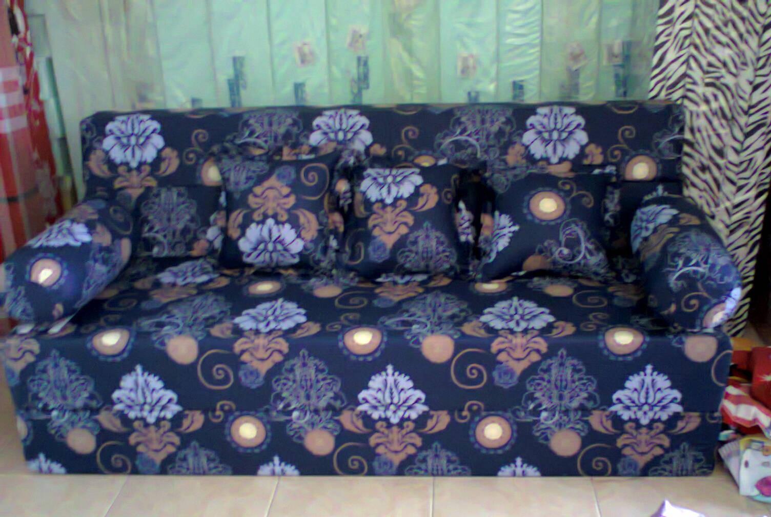 Sofa Bed Inoac Murah 200x160x20 Kasur Busa Murah
