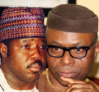 Ali Modu Sheriff and Mimiko