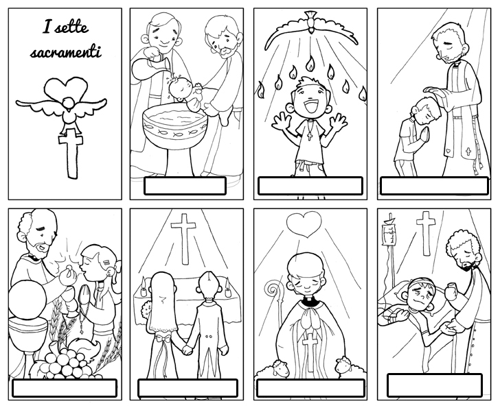 Risultati immagini per sacramenti