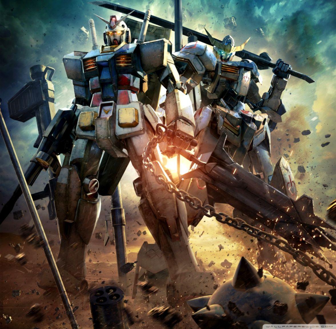 Gundam Android Wallpaper Wallpapers Snipe
