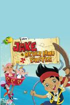 Σειρές για παιδιά προσχολικής ηλικίας Ο Τζέικ και οι Πειρατές της Χώρας του Ποτέ